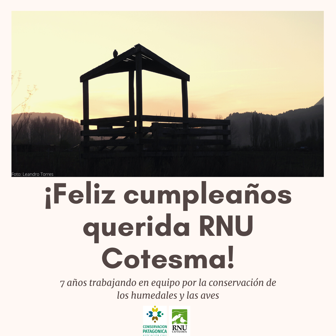 Aniversario de la RNU COTESMA