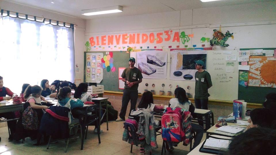 Primer encuentro del Programa Educativo 2017