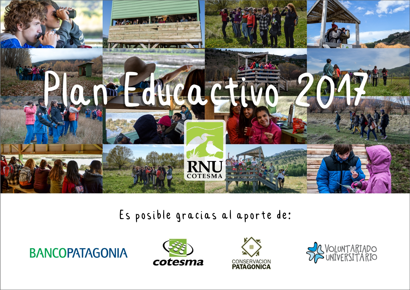 Un resumen del Programa Educativo 2017