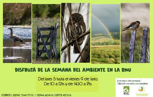 La RNU celebra la semana del ambiente